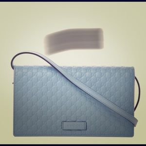 Brand new 100 Authentic Gucci crossbody wallet
